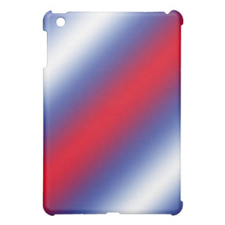 Red, White and Blue iPad Mini Cover