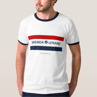 Red, White and Blue Men's Ringer Shirt