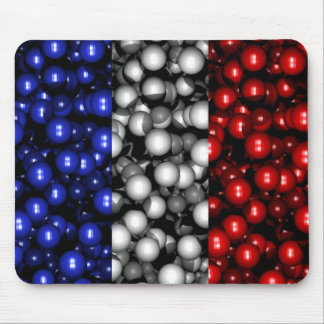 Red, White, and Blue Mousepad