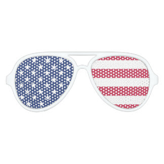 Red White and Blue Party Sunglasses Party Favor