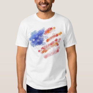 Red White and Blue Patriotic Shirt