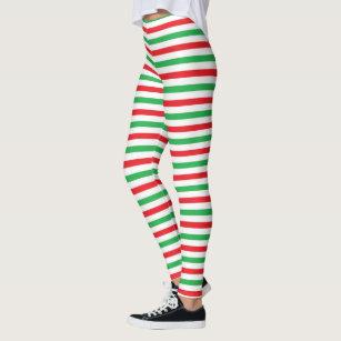 fea2041da5359 Women's Horizontal Stripe Leggings & Tights   Zazzle UK
