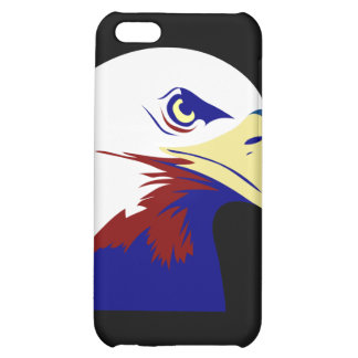 Red, White & Blue American Eagle iPhone 5C Cases