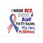 Red White Blue For My Boyfriend