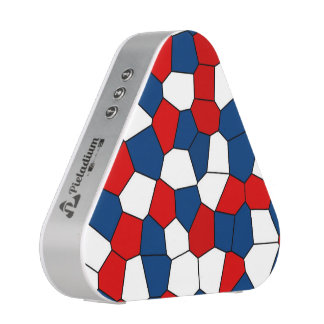 Red White Blue Pattern