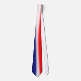 Red White Blue Tie