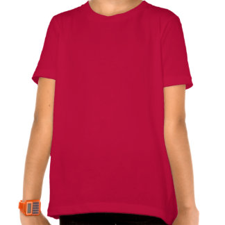 Red & White Kids | Sports Jersey Design T Shirt