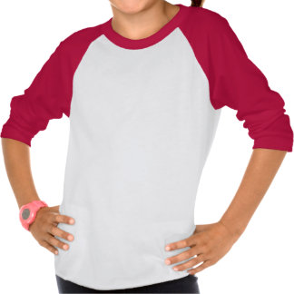 Red White & Pink Kids | Sports Jersey Design Tee Shirts