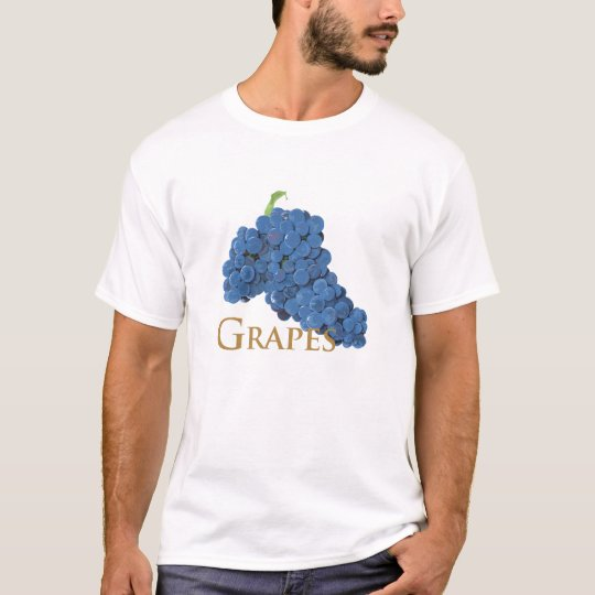 Red Wine Grapes T-Shirt