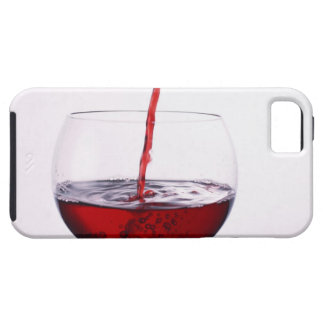 Red Wine iPhone 5 Cover