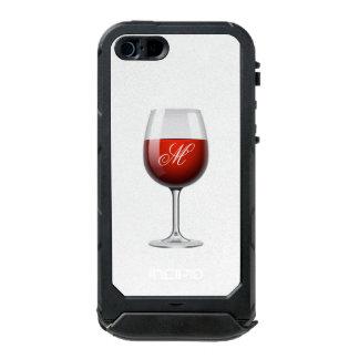Red Wine iPhone SE/5/5S Incipio ATLAS ID Incipio ATLAS ID™ iPhone 5 Case