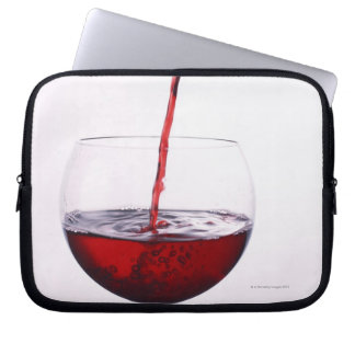 Red Wine Laptop Sleeve