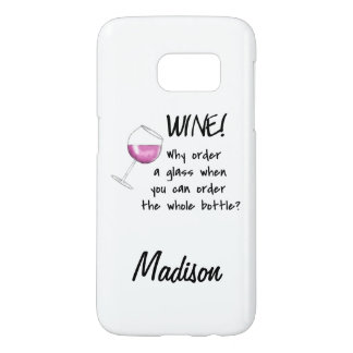 Red Wine Order Whole Bottle Name Word Art