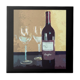 Red Wine Tile