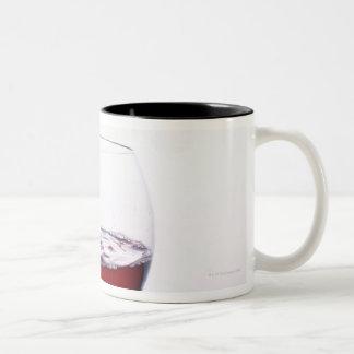 Red Wine Two-Tone Mug