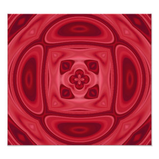 Red wood abstract pattern photo art