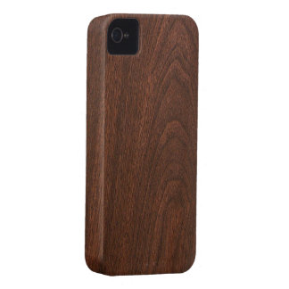 red wood texture iPhone 4 covers