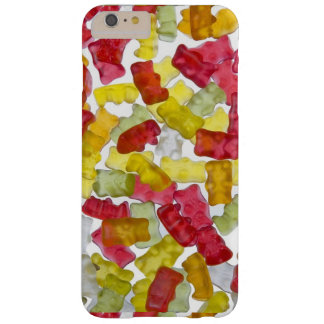 Red, Yellow and Green Gummie Candies Barely There iPhone 6 Plus Case