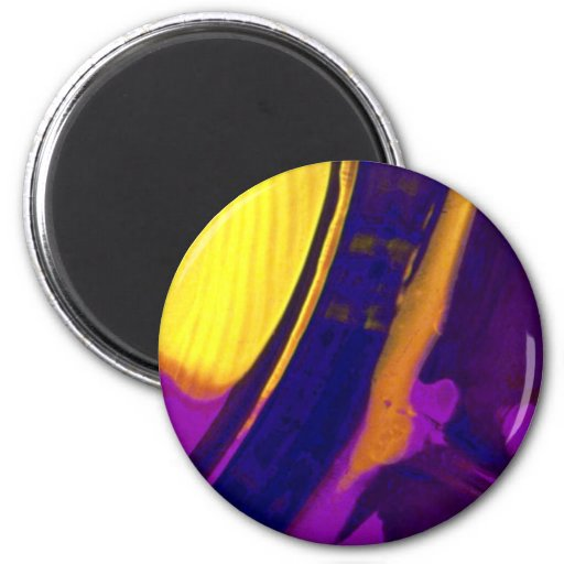 Red-yellow bulge magnets