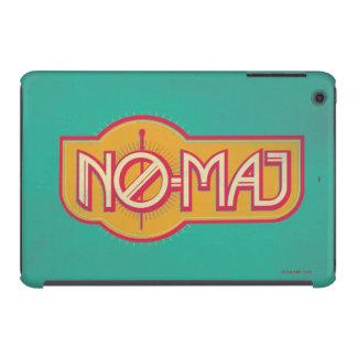 Red & Yellow No-Maj Badge iPad Mini Covers