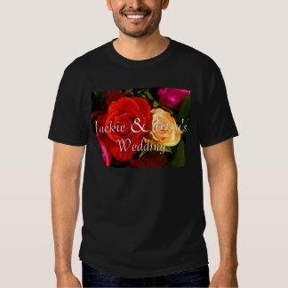 Red Yellow Rose T Shirts