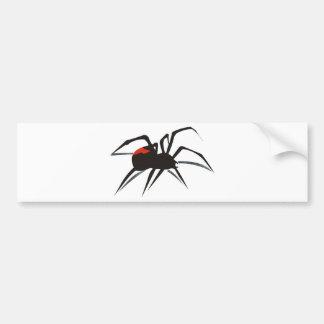 Redback Spider Bumper Sticker