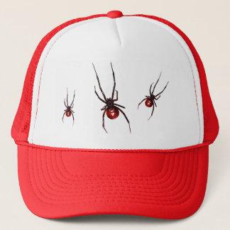 Redback Spider Trucker Hat