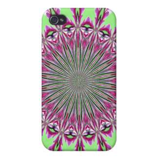 Redbud Blowout Case For iPhone 4