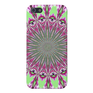 Redbud Blowout iPhone 5/5S Covers