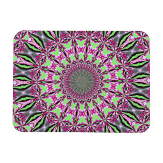 Redbud Medallion Rectangular Photo Magnet