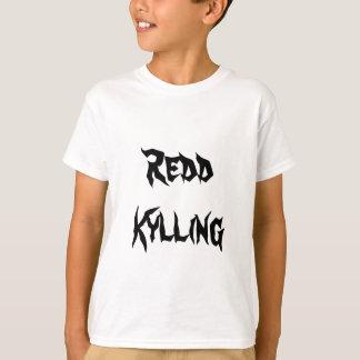 Redd Kylling, afraid chicken in Norwegian T-Shirt