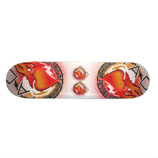 REDDING AFTER DARK SKATE DECK