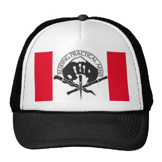Redding Practical Arnis LOGO Cap