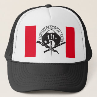 Redding Practical Arnis LOGO Trucker Hat
