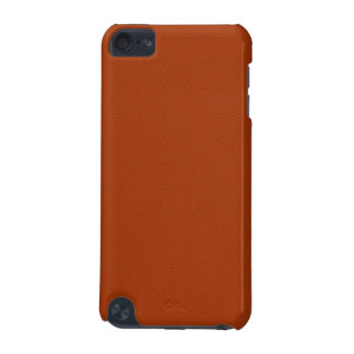 Reddish colored wood pattern iPod touch (5th generation) cover