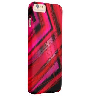 Reddish Geometric Design iPhone 6 Plus case