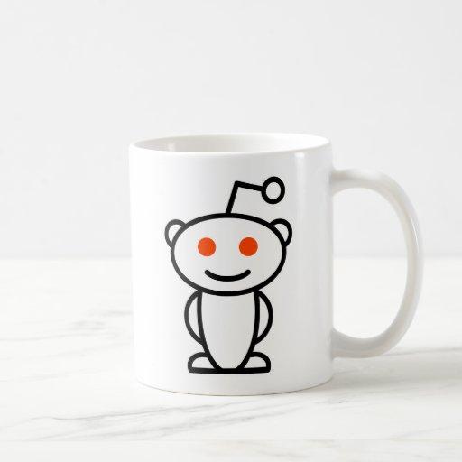Reddit Alien Mug