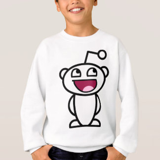 Reddit Awesome Face Sweatshirt