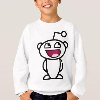 Reddit Awesome Face Sweatshirt
