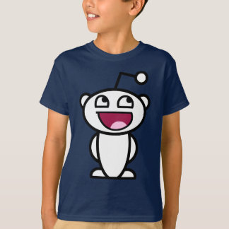 Reddit Awesome Face T Shirt