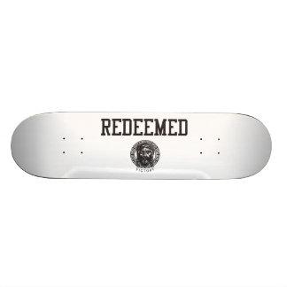 Redeemed by Christ Skateboard