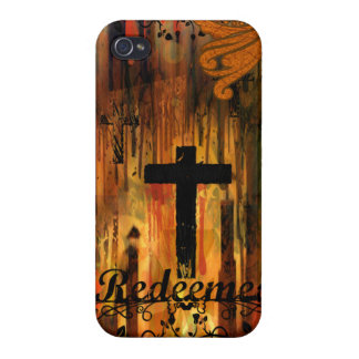 Redeemed Cross iPhone Cover iPhone 4/4S Case