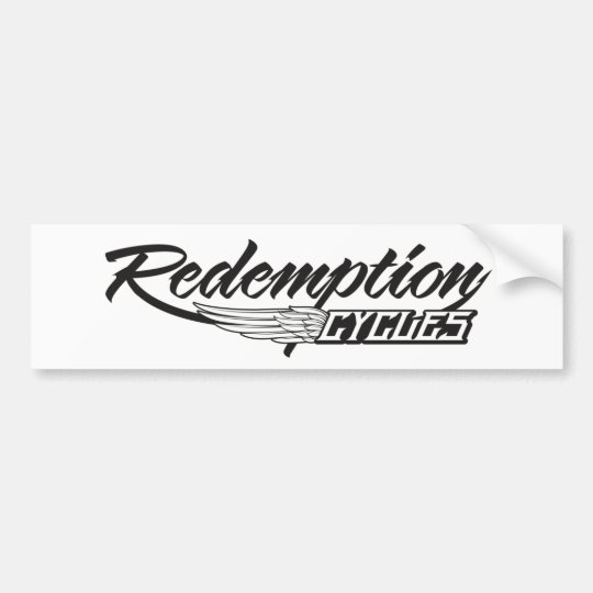 Redemption Cycles Sticker