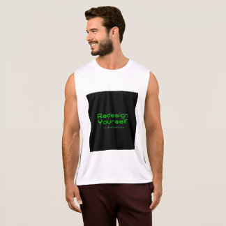 Redesign Yourself Tank Top
