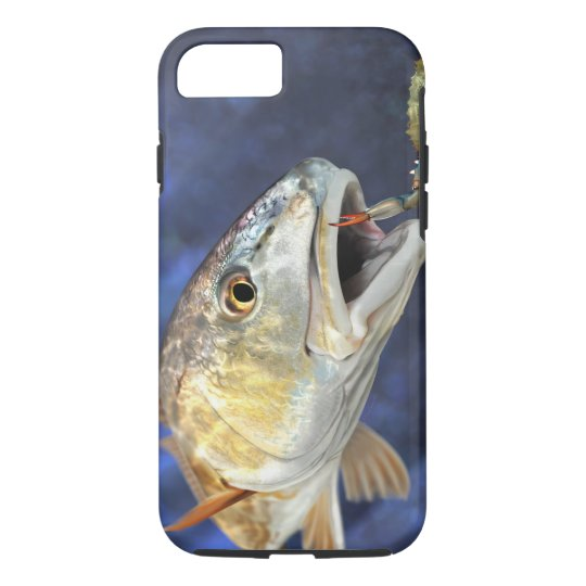 Redfish Strike iPhone 7 Case