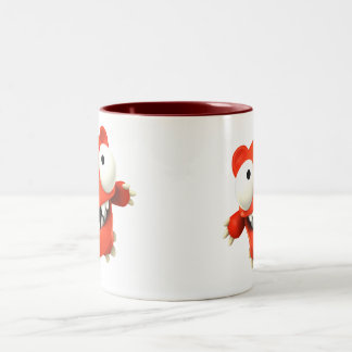 Redford's Ride Two-Tone Coffee Mug
