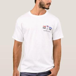 RedHatBlueHat Podcast Shirt