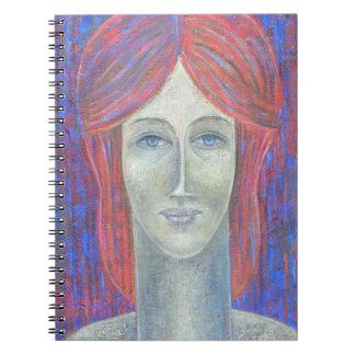 Redhead 2012 note book