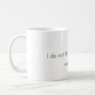 'Redhead Stereotype' Coffee Mug