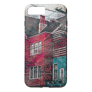 RedHeaded Victorians Corner Mission District sfc iPhone 7 Plus Case
